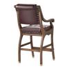 Darafeev Ponce De Leon High Club Chair