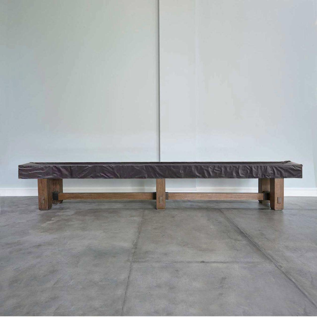 Gebhardts & Brunswick Shuffleboard Table Cover