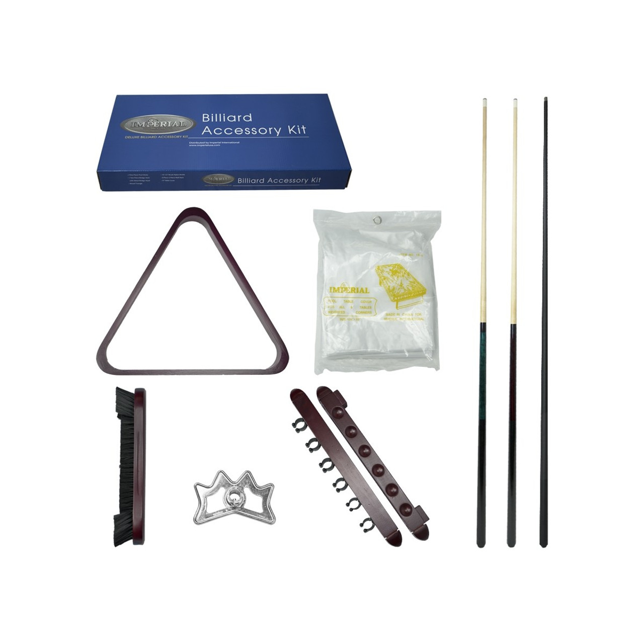 Imperial Silver Accessory KIT