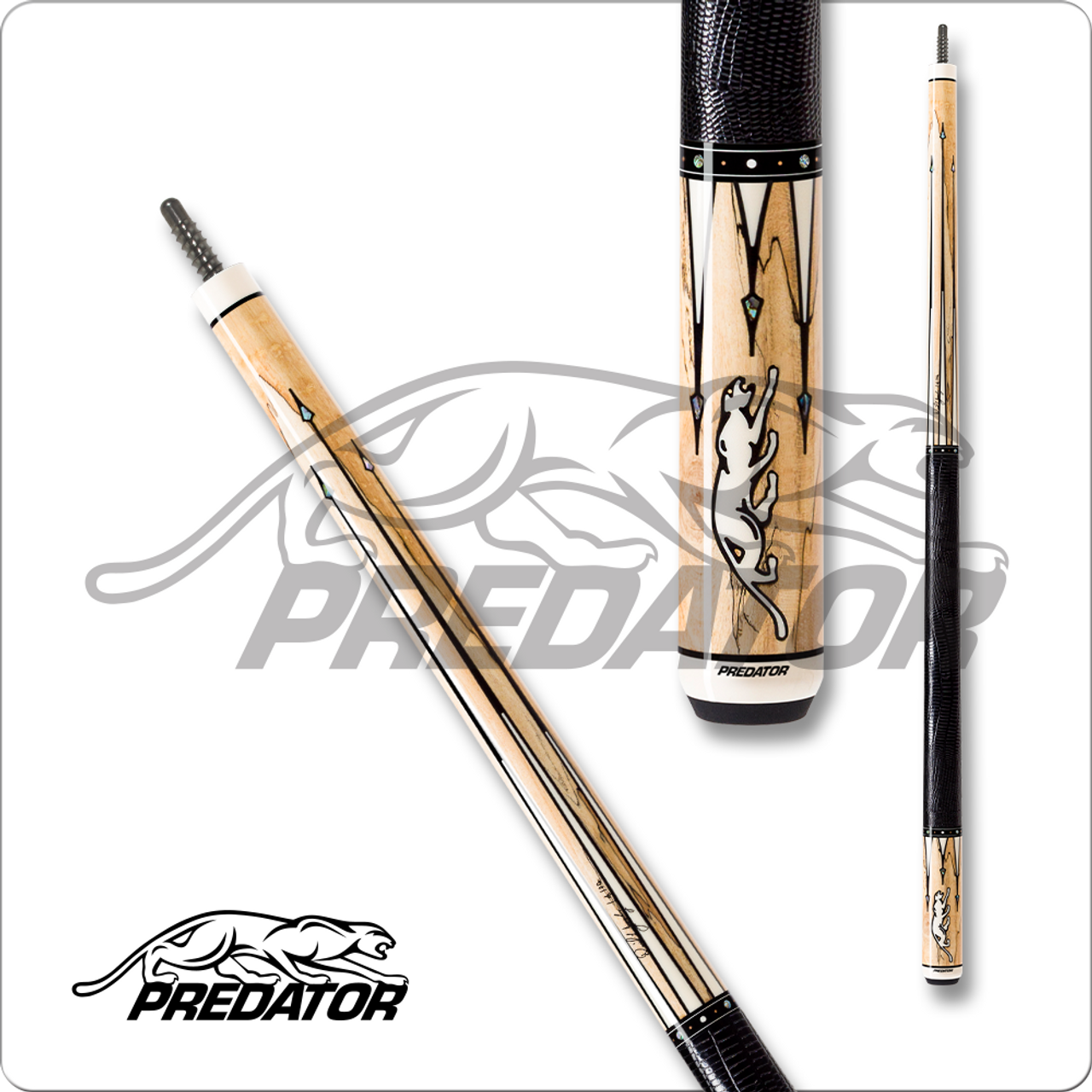 Predator Jacoby Panthera 4-2 Pool Cue