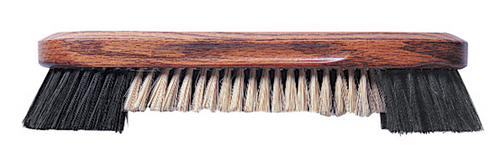 Brunswick Table Brush - Natural Hair