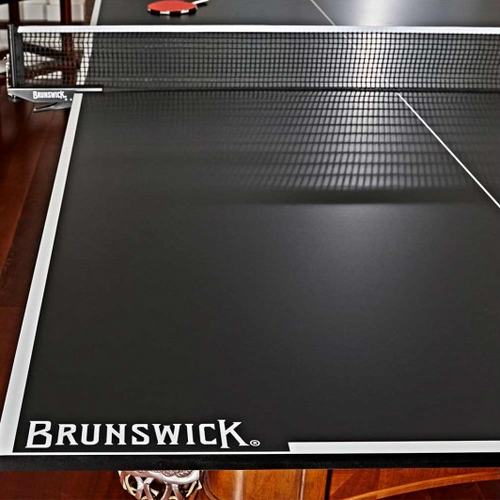 Brunswick CT8 Table Tennis Conversion Top Detail