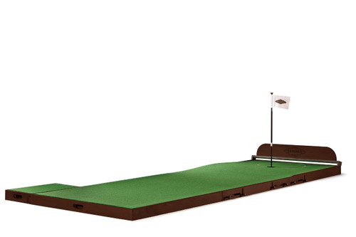 Brunswick The MacDonald Putting Green Espresso