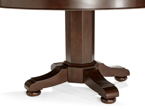 Brunswick Heritage Game Table Espresso