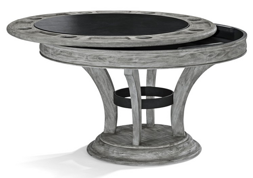 Brunswick Centennial Game Table Rustic Grey