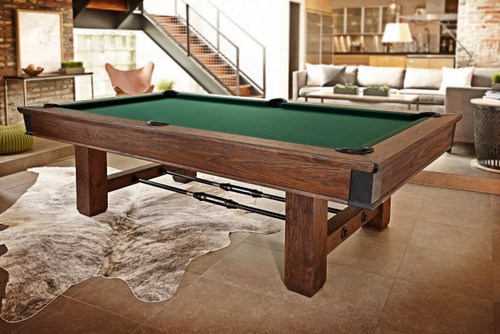 Brunswick Canton Pool Table Black Forest Finish