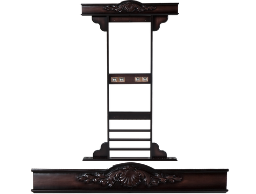 Olhausen Deluxe Cue Rack 725 St. Andrews