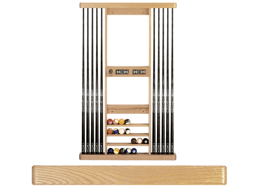 Olhausen Deluxe Cue Rack 731 Monarch