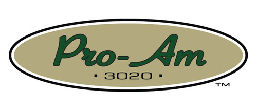 Championship Pro-Am Pool Table Cloth Logo