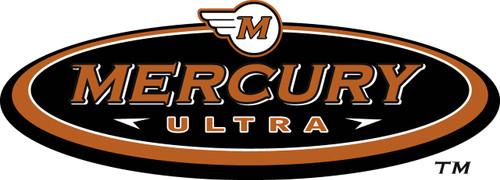 Championship Mercury Ultra Backed Pool Table Cloth Logo