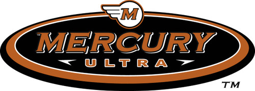 Championship Mercury Ultra Backed Pool Table Cloth Logo