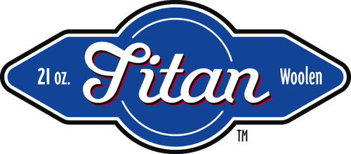 Championship Titan Pool Table Cloth Logo