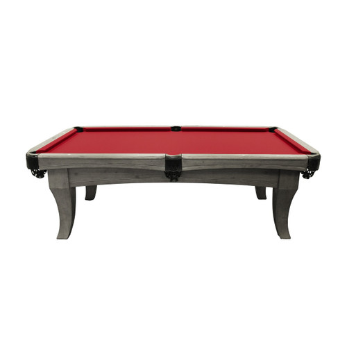 Imperial Chatham Pool Table Silver Mist