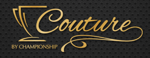 Championship Couture Designer Pool Table Logo