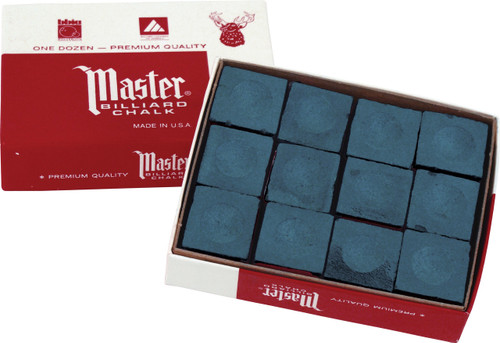 Master Chalk - Box of 12 - Blue