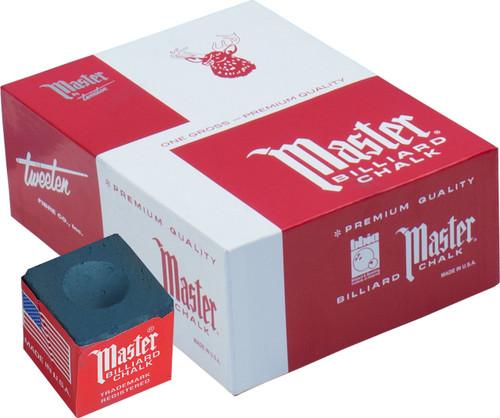 Master Chalk - Box of 144 - Blue