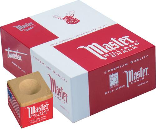 Master Chalk - Box of 144 - Gold