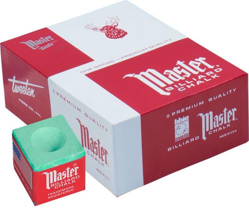 Master Chalk - Box of 144 - Green