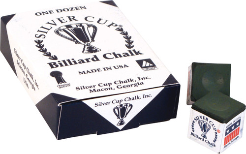 Silver Cup Chalk - Box of 12 - Spruce