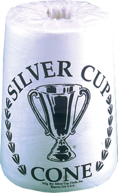 Silver Cup Cone Chalk