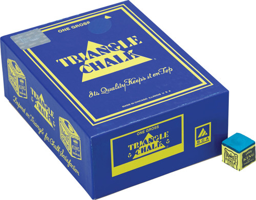 Triangle Chalk - Box of 144 - Blue