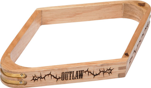 Outlaw 9 Ball Diamond