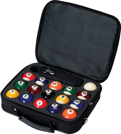 Economy Billiard Ball Carrying Case