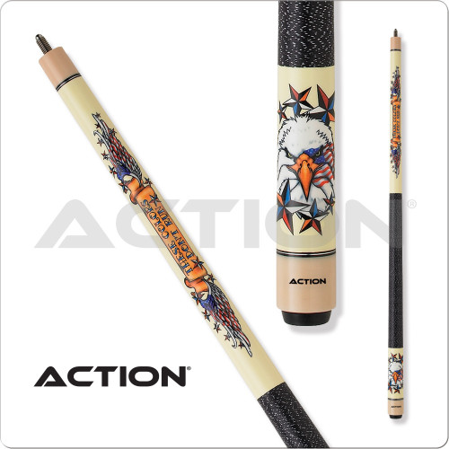 Action Adventure ADV77 These Color's Don't Run Pool Cue