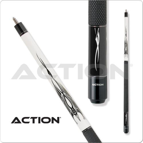 Action Black & White BW02 Pool Cue