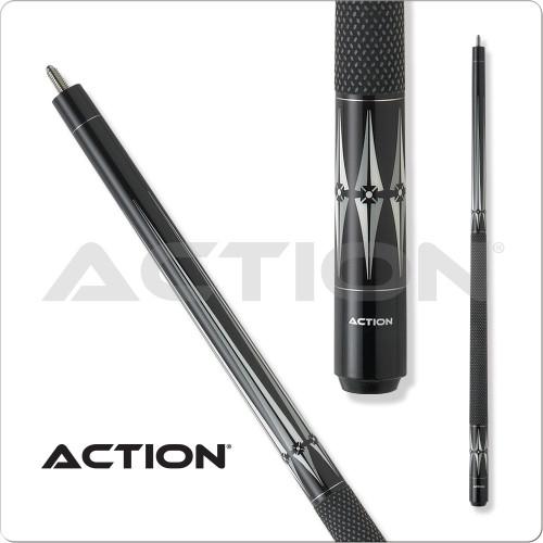 Action Black & White BW09 Pool Cue