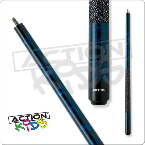 Action Kids JR08 52in Junior Cue