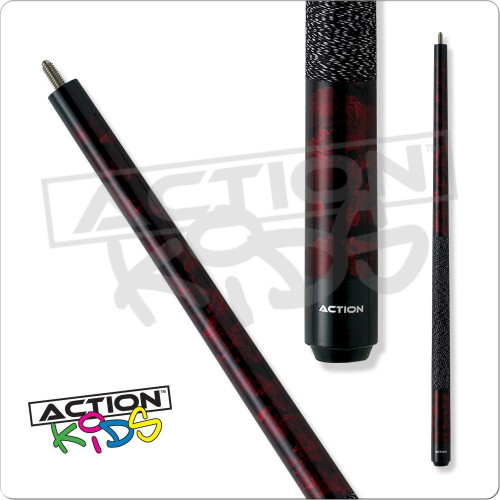 Action Kids JR12 48in Junior Cue