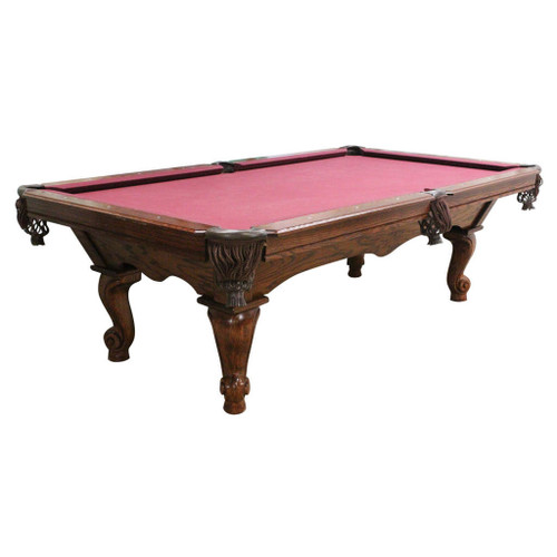 A.E. Schmidt Aquarius Pool Table