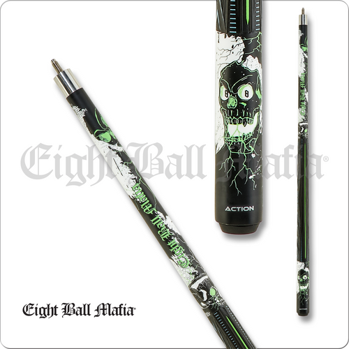 Eight Ball Mafia EBM21 Pool Cue