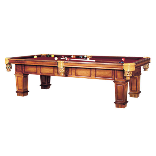 A.E. Schmidt Obsidian Pool Table