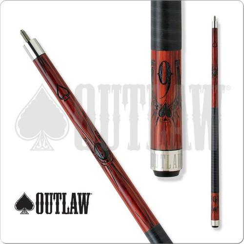 Outlaw OL14 Pool Cue
