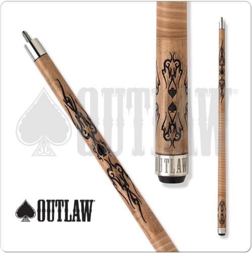 Outlaw OL18 Pool Cue