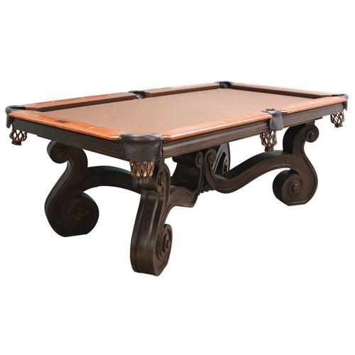 A.E. Schmidt Leo Pool Table