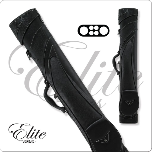 Elite ECS24 2x4 Saddle Bag Hard Cue Case