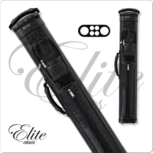 Elite ECCP24 2x4 Precision Black Hard Cue Case