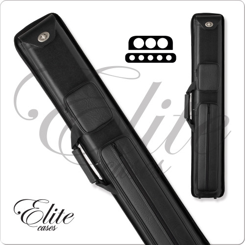 Elite ECN35 Nexus 3x5 Black Hard Cue Case