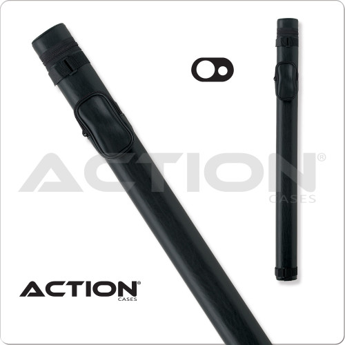 Action AC11 1x1 Black Hard Cue Case