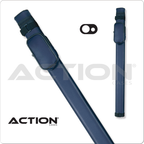 Action AC11 1x1 Blue Hard Cue Case