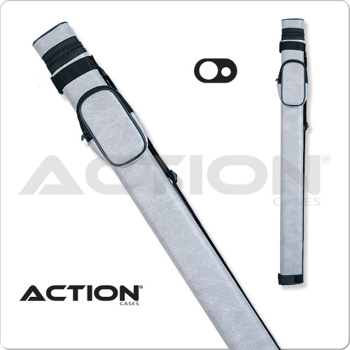 Action AC11 1x1 Light Gray Hard Cue Case