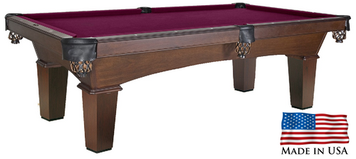 Gebhardts Arcadia Pool Table