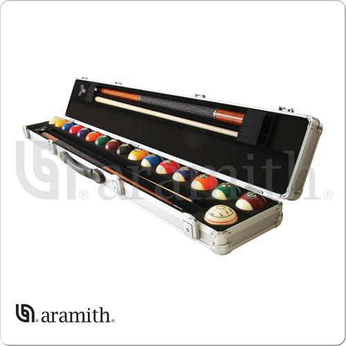 Aramith Ball and 2x2 Cue Box Case