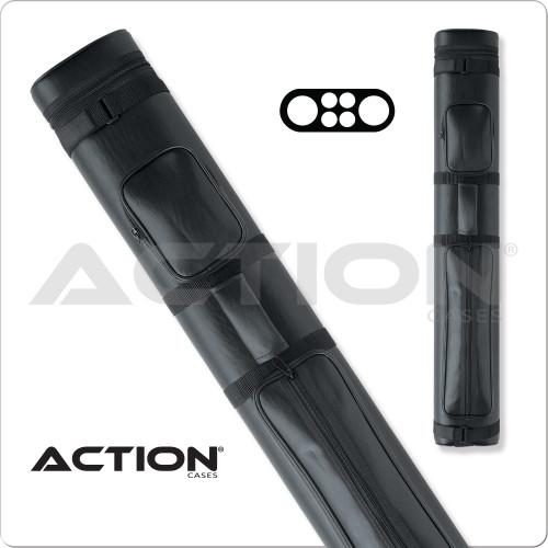Action AC24 2x4 Black Hard Cue Case