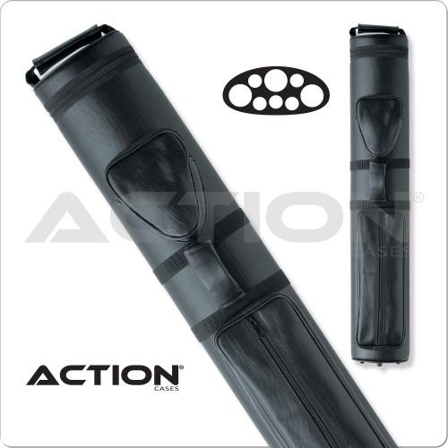 Action AC35 3x5 Black Hard Cue Case