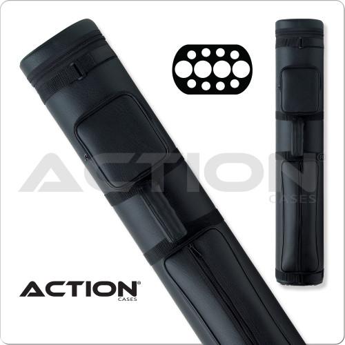 Action AC48 4x8 Black Hard Cue Case
