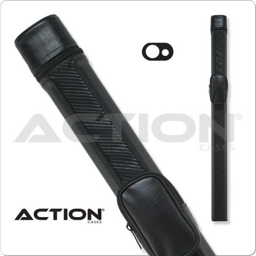 Action ACN11 1x1 Ballistic Nylon Hard Cue Case